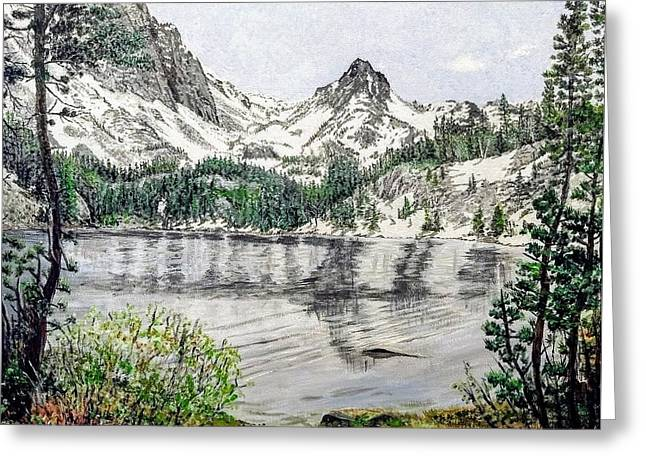 Skelton Lake Greeting Card