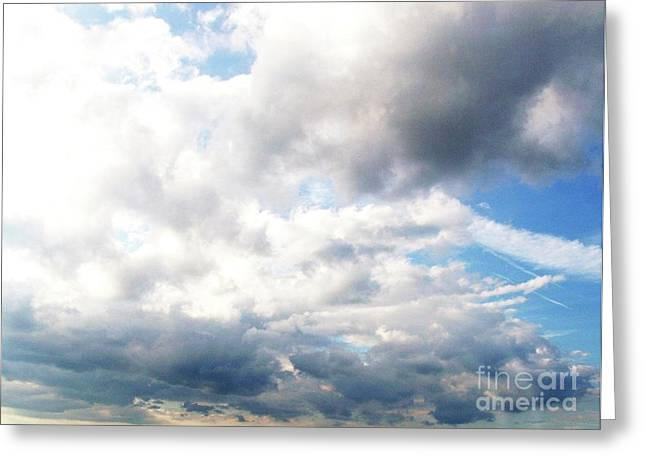 Sky 1 Greeting Card by Rod Ismay