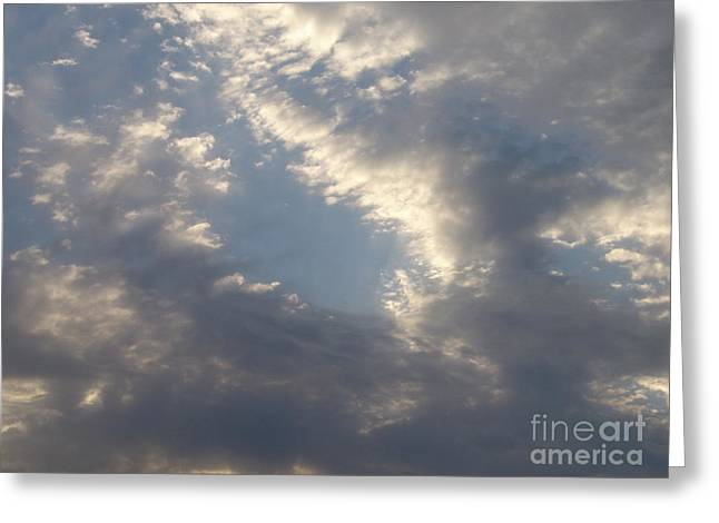 Sky 2 Greeting Card by Rod Ismay