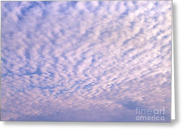 Sky 4 Greeting Card by Rod Ismay