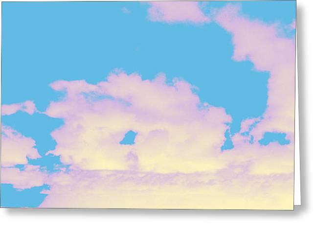 Sky #6 Greeting Card