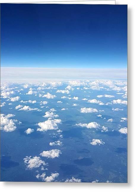 Sky Life Greeting Card