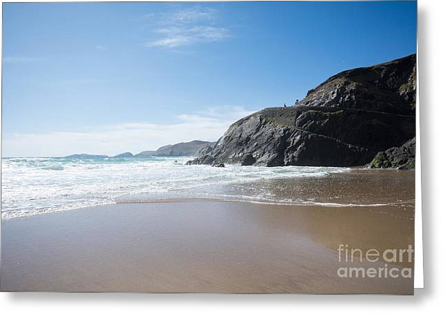 Slea Head Beach Greeting Card