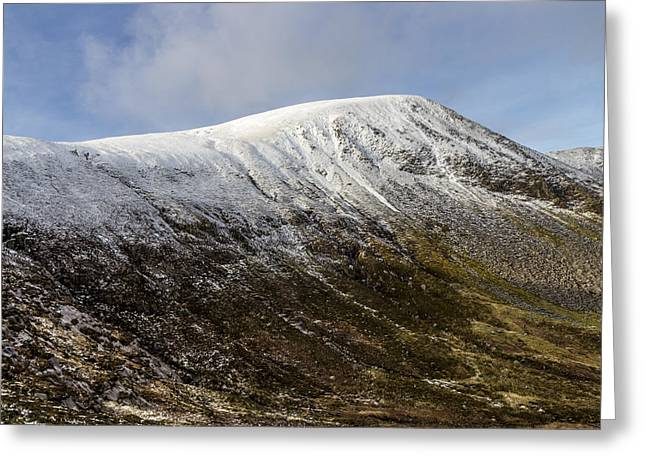 Slieve Commedagh Greeting Card