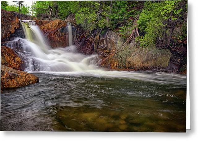 Smalls Falls Greeting Card