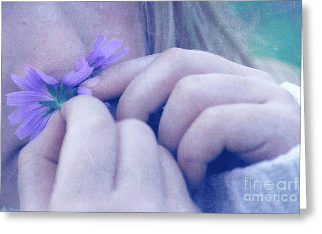 Smell Life - V06t2 Greeting Card by Variance Collections