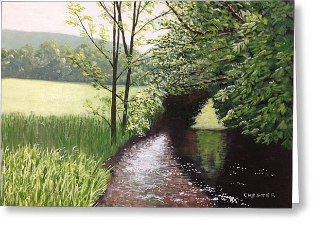 Smith Stream Greeting Card