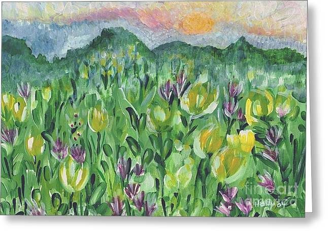 Smoky Mountain Dreamin Greeting Card