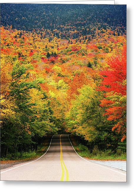 Smuggler's Notch Greeting Card