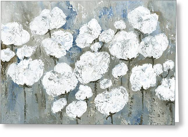 Snowy Mississippi Summer Greeting Card by Kirsten Reed