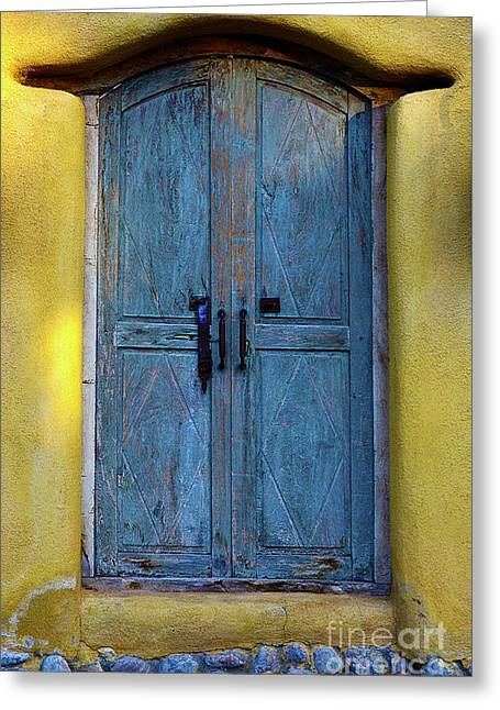 So Many Doors So Little Time Greeting Card