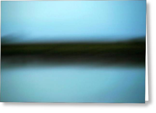 Greeting Card featuring the photograph Soft Reflections by Marilyn Hunt