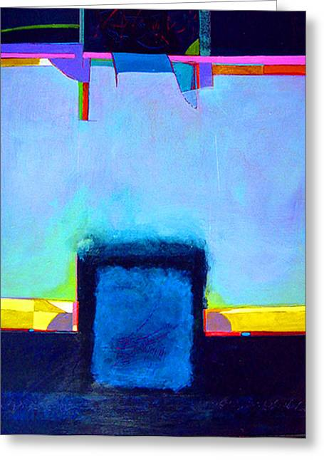 Softened Boundaries Greeting Card by Dale  Witherow