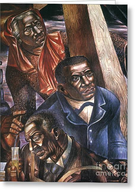 Sojourner Truth, Et. Al Greeting Card by Granger