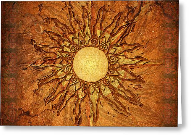 Sol Greeting Card