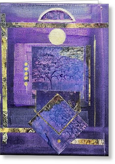 Solstice Dreams Greeting Card
