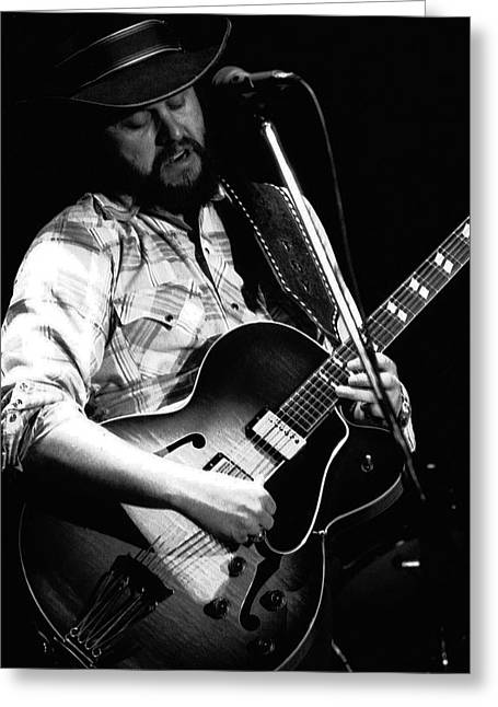 Toy Guitar Greeting Cards - Son of the South Greeting Card by Ben Upham