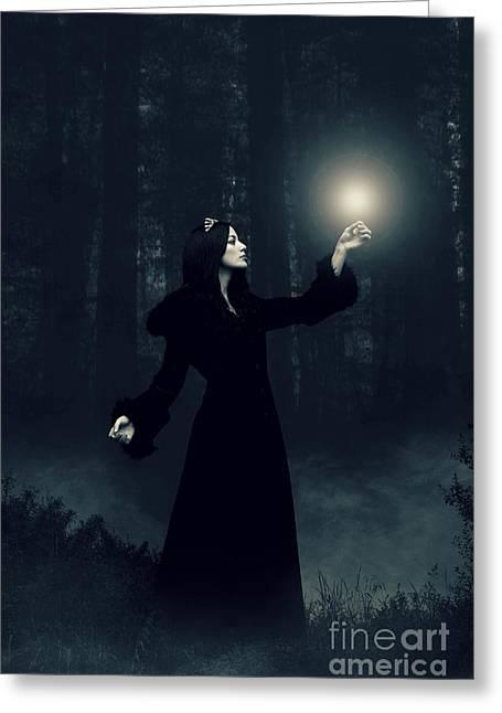 Sorcery Greeting Card