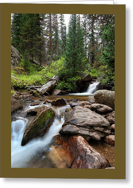 Soul Cleansing   Greeting Card