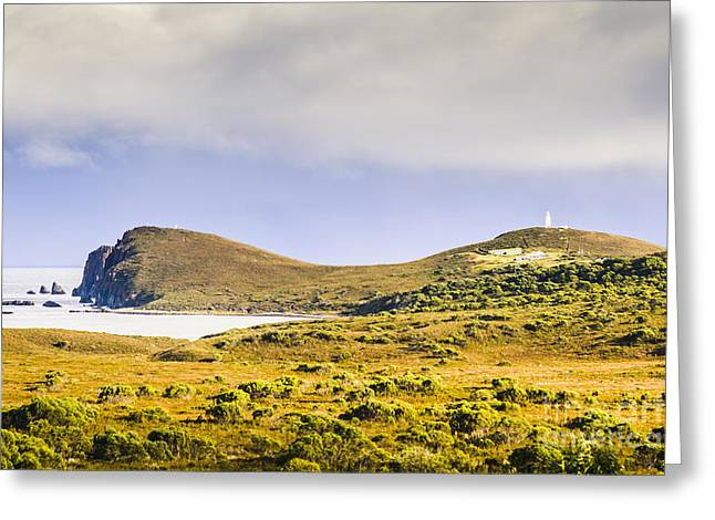 South Bruny National Park Greeting Card
