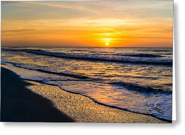 South Carolina Sunrise Greeting Card