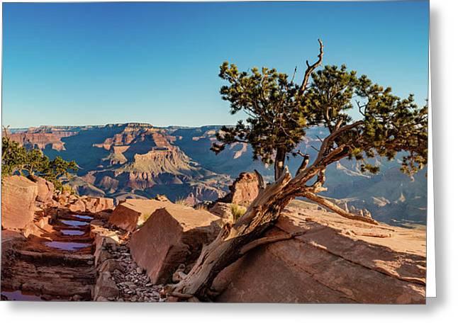 South Kaibab Grand Canyon Greeting Card