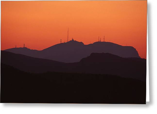 South Mountain Greeting Card