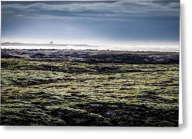 South West Iceland Greeting Card