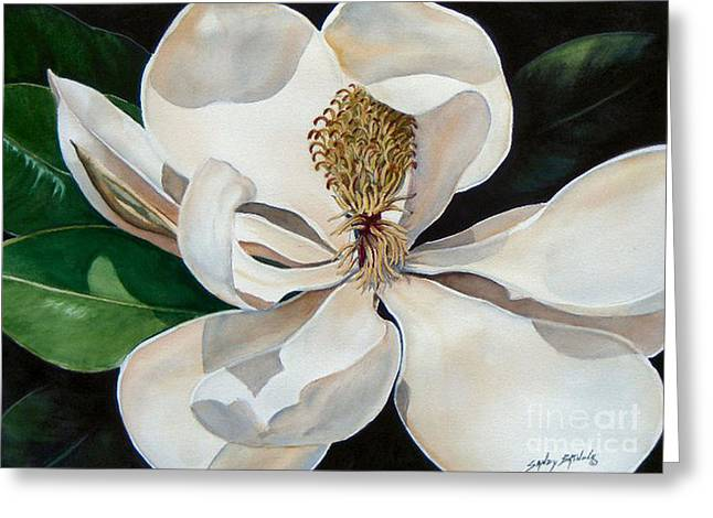 Southern Lady    Sold Greeting Card