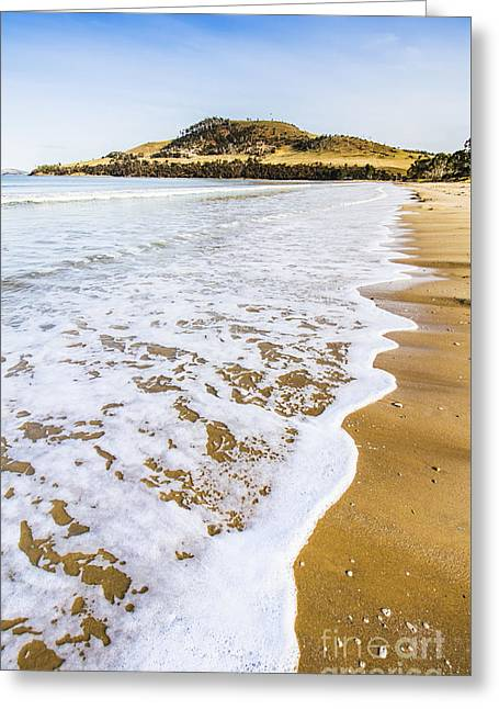 Southern Tasmania Beaches Greeting Card by Jorgo Photography - Wall Art Gallery