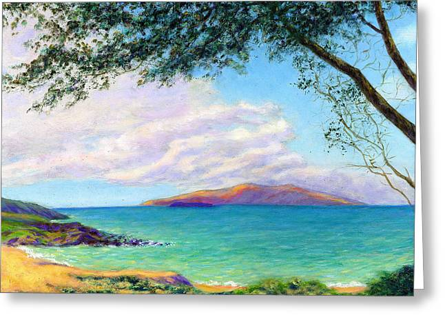 Southside Lazy Afternoon Greeting Card by Karen Lang