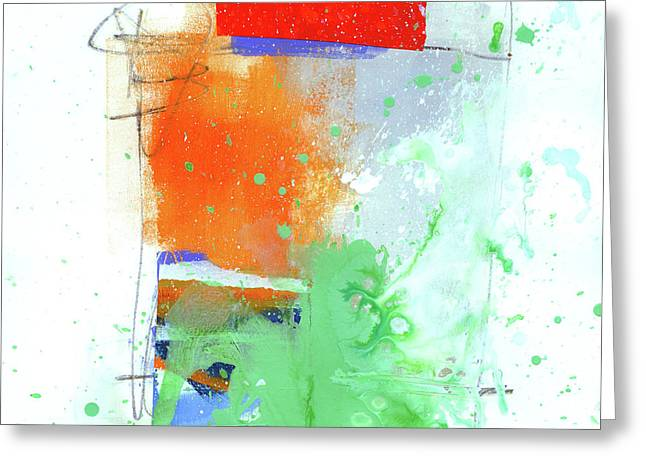 Spare Parts#3 Greeting Card by Jane Davies
