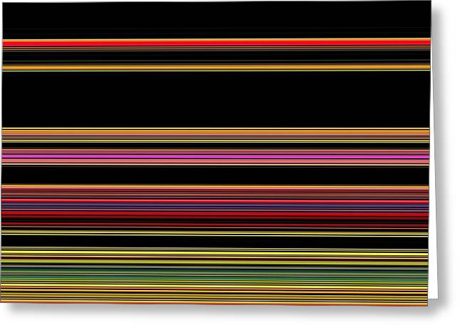 Spectra 10111 Greeting Card by Chuck Landskroner