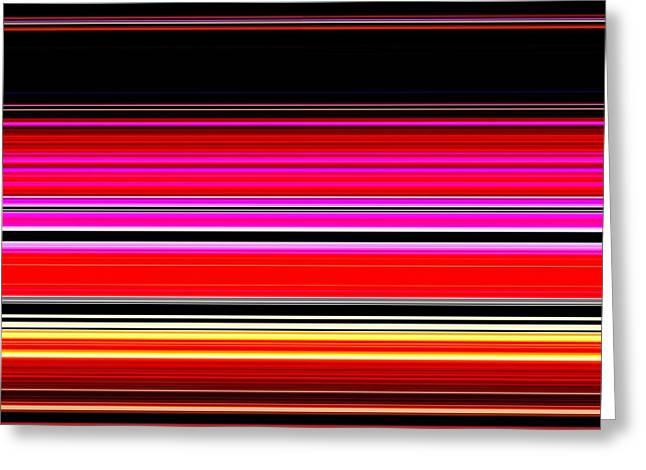 Spectra 898 Greeting Card by Chuck Landskroner