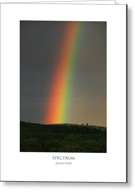 Spectrum Greeting Card