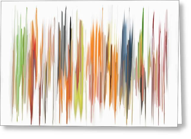 Spectrum Greeting Card by Art Spectrum