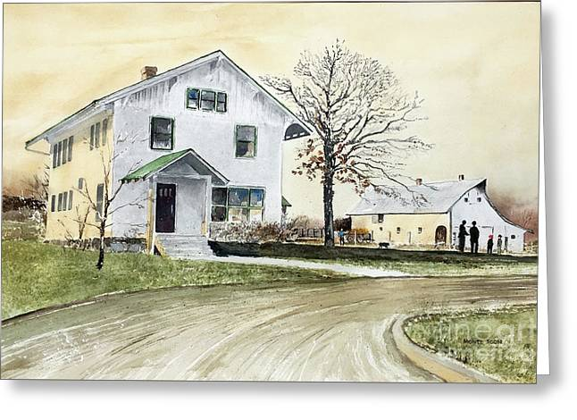 Sperry Homestead Greeting Card