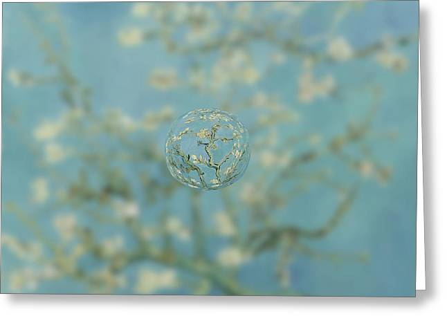 Sphere Ill Van Gogh Greeting Card