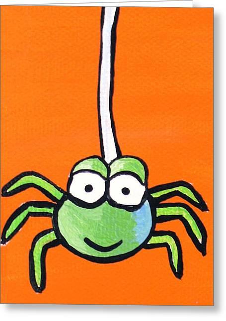 Spidey Greeting Card