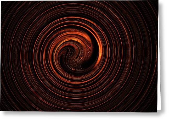 Spin Cycle 03 Greeting Card