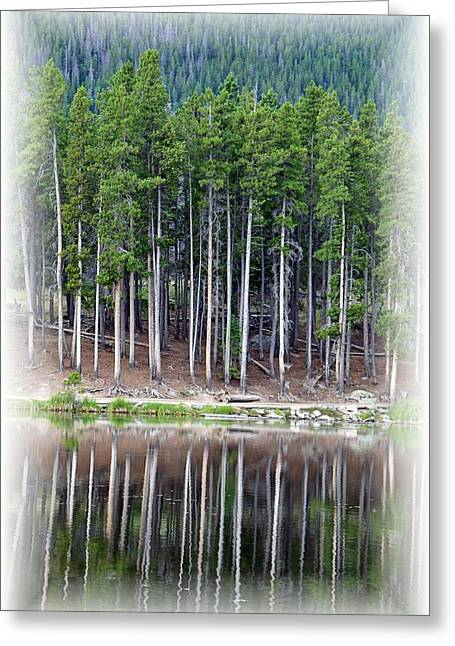 Sprague Lake 03 Greeting Card