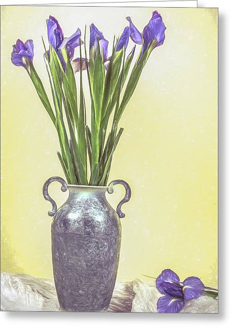 Spring Bouquet Greeting Card