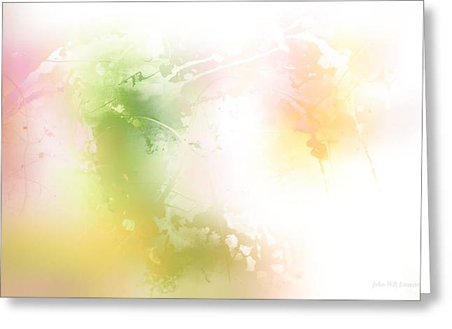 Spring Iv Greeting Card