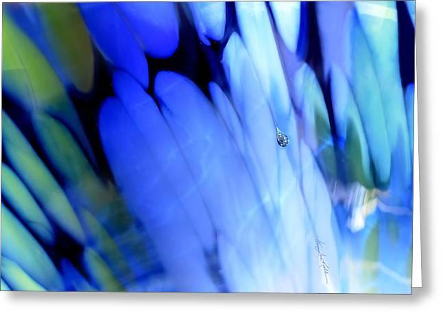 Spring Love Greeting Card by Hanne Lore Koehler