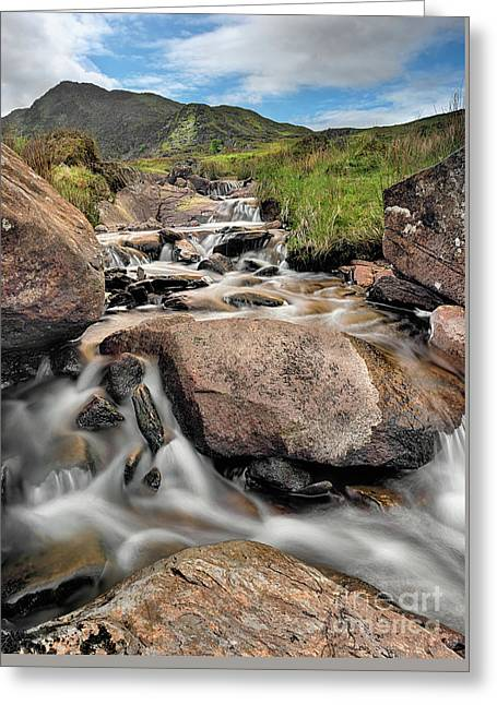 Spring Rapids Greeting Card