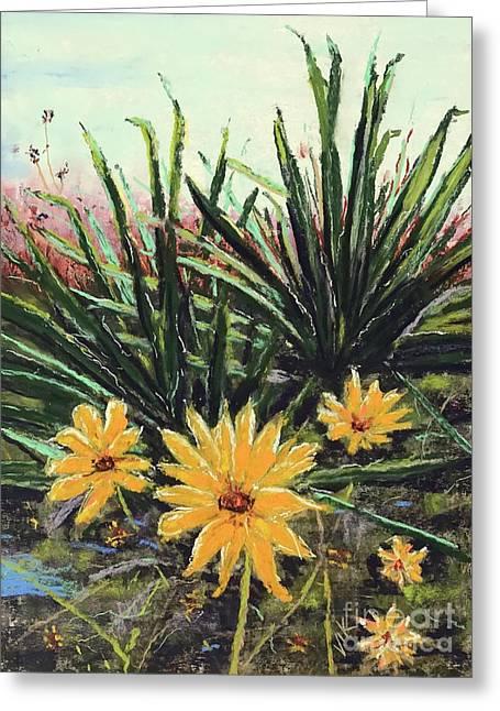 Spring Rising Greeting Card
