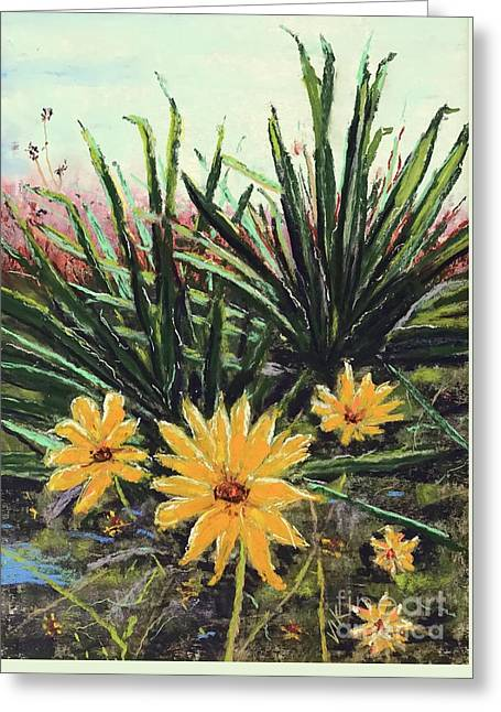 Spring Rising Greeting Card