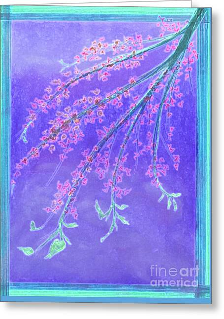 Spring Shine By Jrr Greeting Card