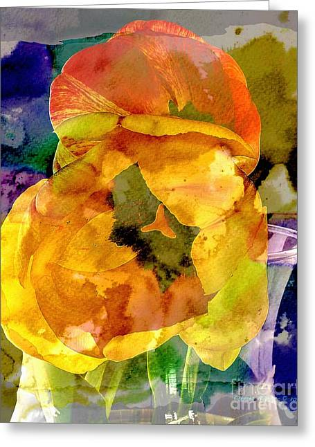 Spring Xx Greeting Card