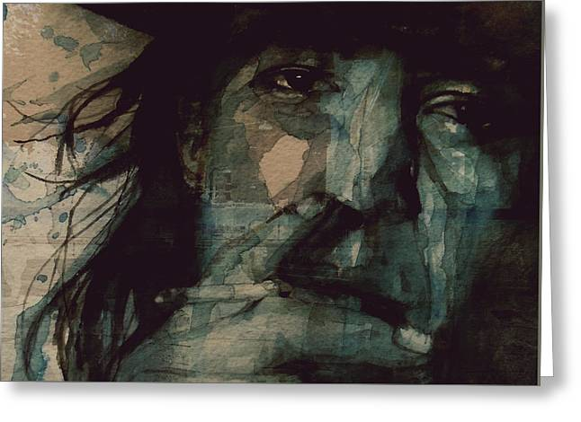 SRV Greeting Card by Paul Lovering